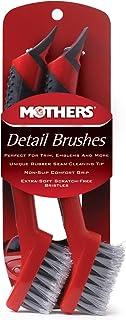 Mothers - 156200 Detail Brush Set - 2 Pack