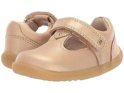 Bobux Kids Step Up Louise (Infant/Toddler) (Gold) Girls Shoes