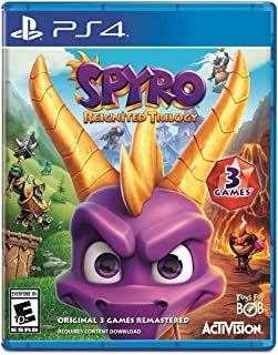 Spyro Reignited Trilogy – PlayStation 4