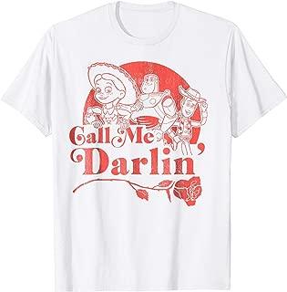 Disney Pixar Toy Story Call Me Darlin' Valentine's T-Shirt