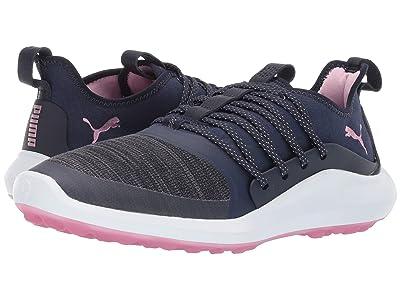 PUMA Golf Ignite Nxt Solelace (Peacoat/Metallic Pink) Women