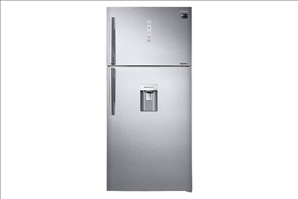 Samsung elettrodomestici frigorifero doppia porta,555 l, inox, classe e a++ RT62K7115SL/ES