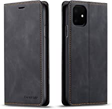 Compatible with iPhone 11 Pro Max Wallet Case Cover, Magnetic Stand View Premium Leather Flip Cover Purse Book Style with ID & Credit Card Slots for Apple iPhone 11 Pro Max (2019)