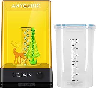 ANYCUBIC Wash and Cure 2.0 Macchina, per LCD/DLP/SLA stampante 3D in resina, 2 in 1 secchio di lavaggio e UV Curing Box pe...