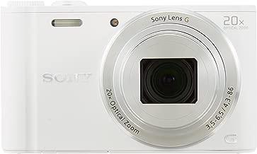 Sony DSCWX350 18 MP Digital Camera (White)