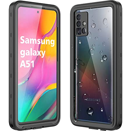 Beeasy Hülle Kompatibel Mit Samsung Galaxy A51 Ip68 Elektronik