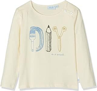 Noa Noa Miniature Boy Organic Jersey Camisa Manga Larga para Bebés