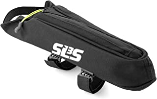 SLS3 Top Tube AERO Bag | Bicycle Fuel Bags | Triathlon Pouch | Bike Bags Frame | Stable and Secure Phone Bags | Small Low Profile Bike Stem Frame Bag