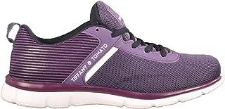 Tiffany Tomato 9111006 Mor Kadın Spor Ayakkabı