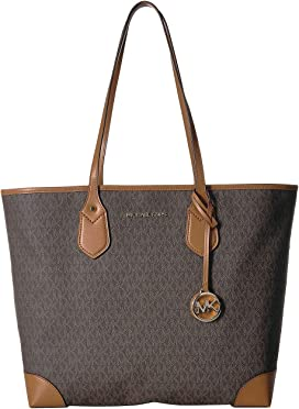 ab4227472d1aa MICHAEL Michael Kors. Whitney Small Top Zip Tote.  173.60MSRP   248.00. Eva  Signature Large Tote