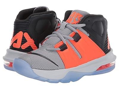 Nike Kids Air Max Charge (Little Kid/Big Kid) (Light Smoke Grey/Dark Smoke Grey) Kids Shoes