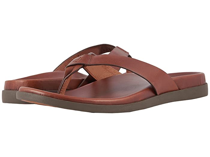 VIONIC  Elijah (Brown) Mens Sandals