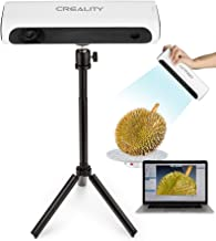Creality 3D Scanner CR-Scan 01, Upgraded Combo with Turntable and Tripod, Handheld & Turntable Dual-Mode, 0.1mm Accuracy, ...