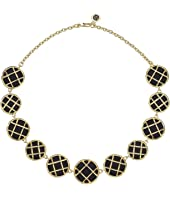 House of Harlow 1960 - Phoebe Caged Statement Necklace