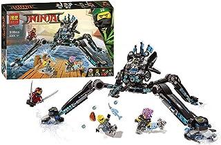 Bela Ninjago Water Robot Building Blocks 518 Pcs - 04328