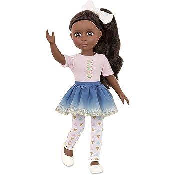 "Glitter Girls Dolls by Battat - Keltie 14"" Posable Fashion Doll - Dolls For Girls Age 3 & Up"