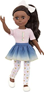 "Glitter Girls Dolls by Battat - Keltie 14"" Posable Fashion Doll - Dolls For Girls Age 3 & Up"