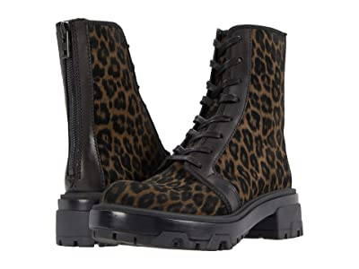 rag & bone Shaye Hiker (Black Cheetah) Women