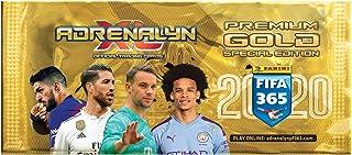 Panini 000917 Adrenalyn XL FIFA 365 stagione 2019/2020 Premium Gold Edition, Booster con 10 di cui 3 carte limitate, multi...