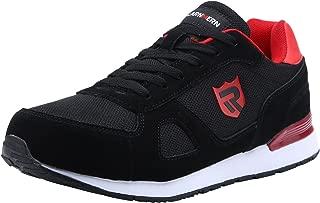 Zapatos de Seguridad para Hombre con Puntera de Acero Zapatillas de Seguridad Trabajo, Calzado de Industrial y Deportiva