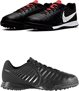 Official Brand Nike Tiempo Legend Academy Football Trainers Astro Turf Juniors Soccer Shoes