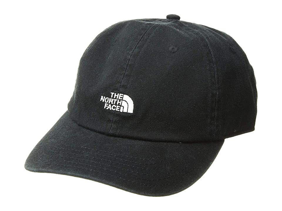 Image of The North Face Washed Norm Hat (TNF Black Wash) Caps