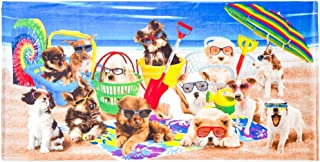 Best dog themed beach towels Reviews