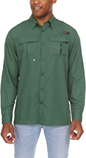 Swiss Alps Long Sleeve Lightweight Breathable Outdoor Fishing Shirt