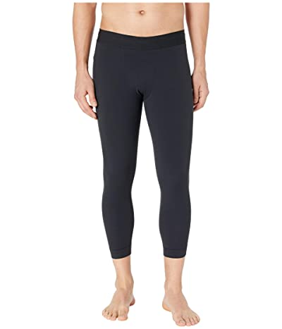 Nike Dry 3/4 Tights Yoga (Black/Black) Men