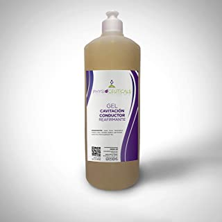 Gel Cavitacion conductor Reafirmante 1000 ml ( urea, castañ