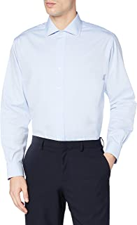 BROOKS BROTHERS Camicia Regent Manica Lunga Camisa de Oficina para Hombre