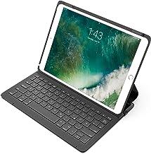 """Inateck Ultraleichte Tastatur Hülle kompatibel mit 10,5"""" iPad Pro und 10.5"""" New iPad Air, Schutzhülle für iPad Air 3 Gen. 2019, QWERTZ Layout, BK2005"""