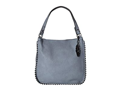 Jessica Simpson Camile Tote (Sea Mist) Tote Handbags