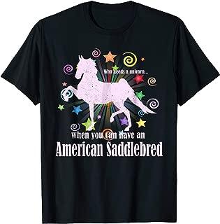 Unicorn Myths And Legends American Saddlebred Horse