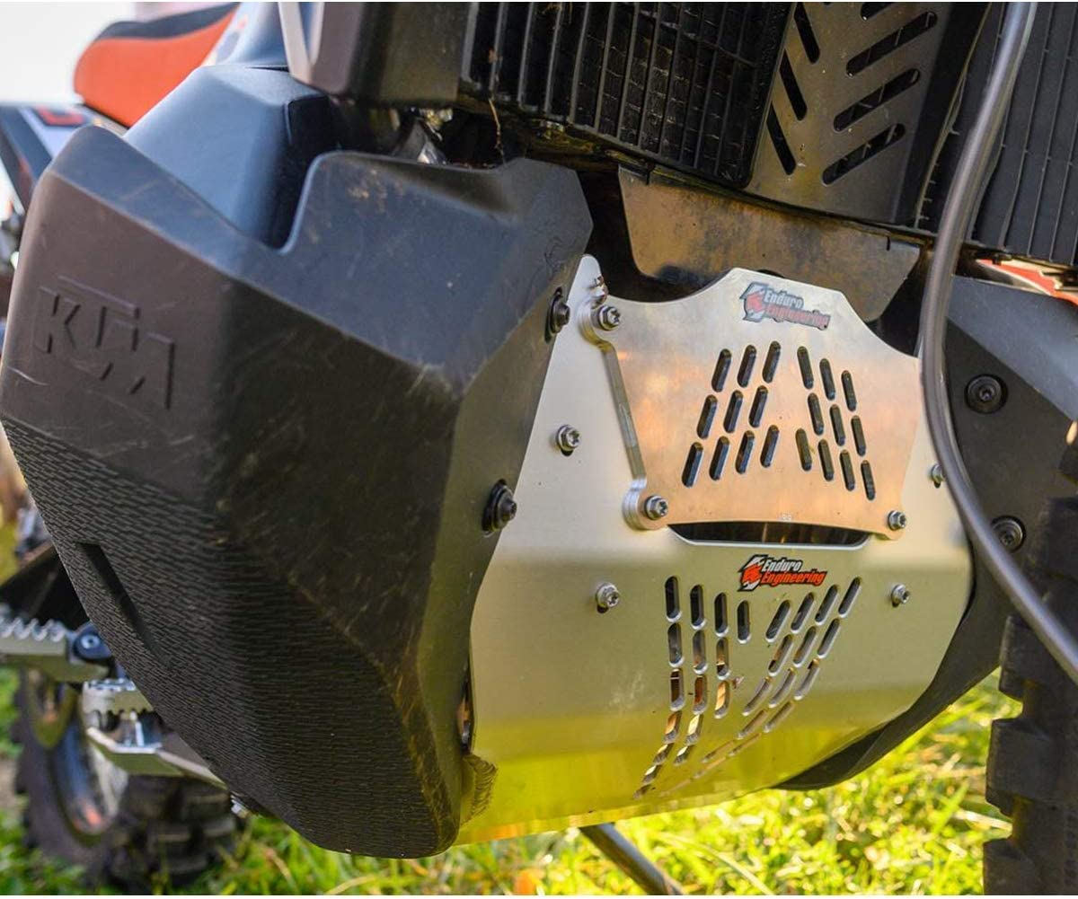 Enduro Engineering Classic Off-Road Skid Plate Special price for a limited time KTM 2019 Adventur 790