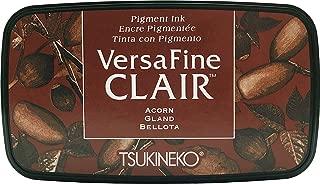 Tsukineko, VersaFine Clair, Full Size Ink Pad, Acorn
