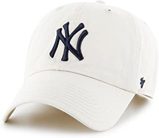 MLB Mens Men's Brand Clean Up Cap One-Size