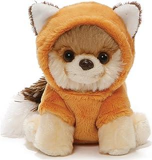 GUND Itty Bitty Boo Plush Stuffed Red Fox, 5