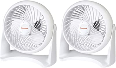 Honeywell HT-904 Tabletop Air-Circulator Fan White