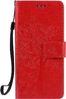 「Olier」Sony Xperia XA Ultra ケース C6 ケース F3216 ケース Xperia XA Ultra カバー ソニーエクスペリアXA Ultra レザーケース Xperia XA Ultra 手帳型カバー 人気な エ...
