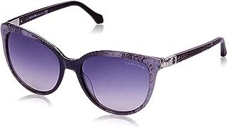 Roberto Cavalli Women's RC986S Sunglasses Grey 56 mm