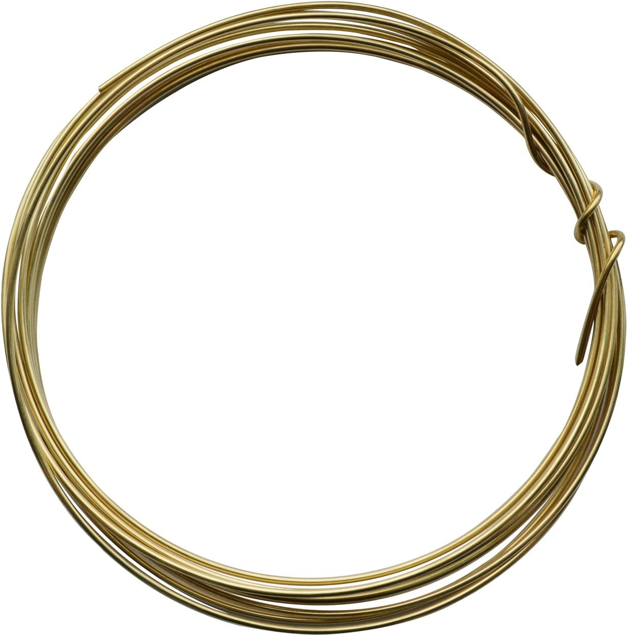 service 10' Round Dead Sales for sale Soft Red Brass Wire Jewelry Gauge Craft 14 Making