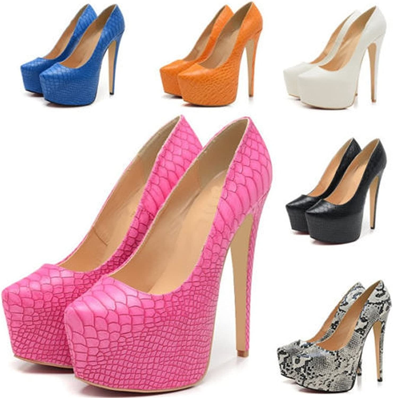 WANabcMAN Comfortable Fashionable Wind Inferior Smooth New Ultra High Heels
