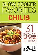 Slow Cooker Favorites: Chilis