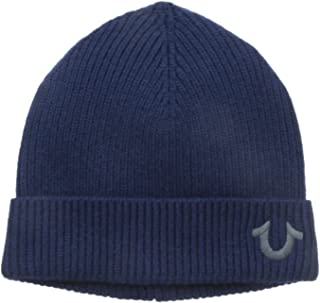 28458a759b7 True Religion Men s Ribbed-Knit Watch Cap