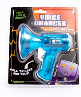 """Toysmith 3.5"""" Small Voice Changer # 1378 - Colors May Vary"""