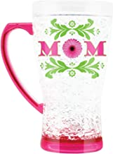 Mother's Day Crystal Flared Mug | Perfect Gift for Mom | Great for Beverages | 16oz Capacity