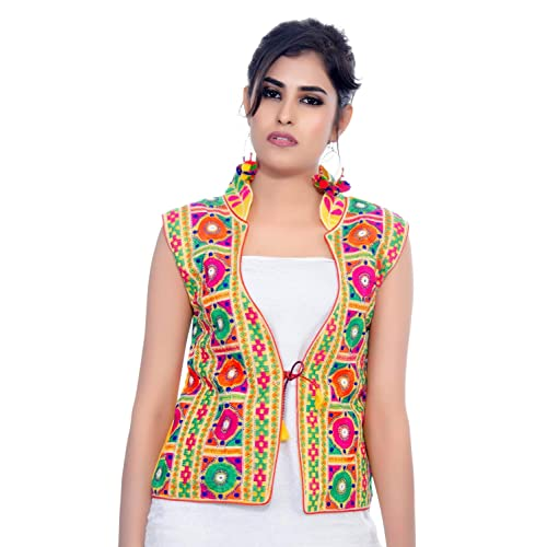 a49247b7ceb Ethnic Jacket  Buy Ethnic Jacket Online at Best Prices in India ...