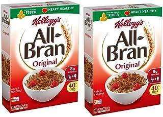 Kellogg's All Bran, Original, 18.3 Ounce Box (Pack of 2)