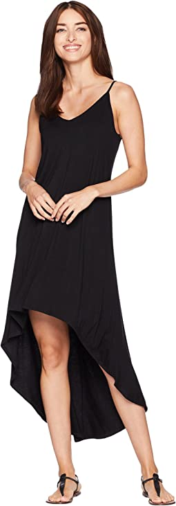 Rylan Spaghetti Strap High-Low Dress